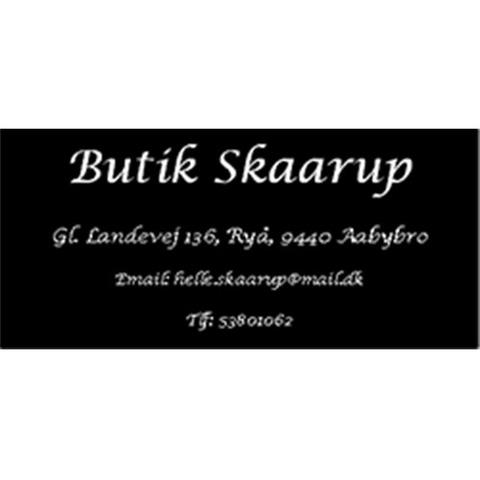 Butik Skaarup logo