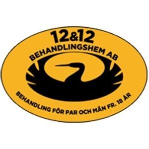 12 & 12 Behandlingshem AB logo
