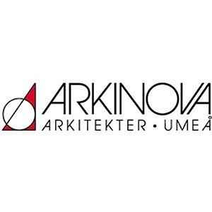 Arkinova Arkitekter KB logo