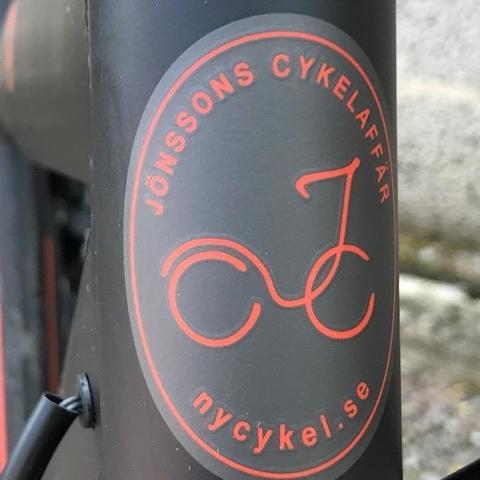 Jönssons Cykelaffär, Sven logo