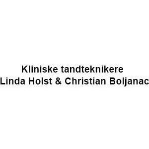 Kliniske Tandteknikere Linda Holst & Christian Boljanac logo