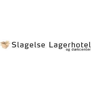 Slagelse Lagerhotel og Dækcenter logo