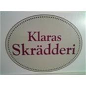 Klaras Skrädderi logo