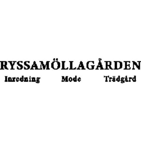Ryssamöllagården Inredning & Trädgård logo