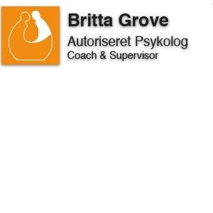 Britta Grove Psykologi/Sundhed logo