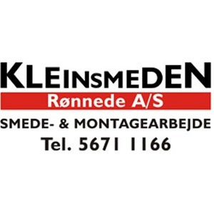 Kleinsmeden Rønnede A/S logo