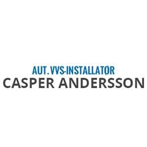 Aut. VVS-installatør - Casper Andersson logo