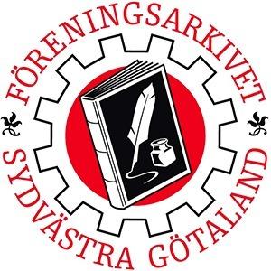 Föreningsarkivet i Sydvästra Götaland logo