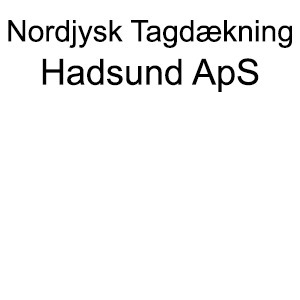Nordjysk Tagdækning Hadsund ApS logo
