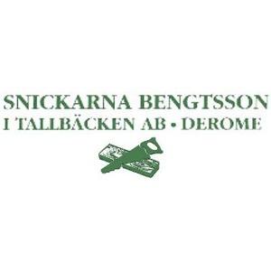 Bengtsson, Snickarna Tallbäcken AB logo