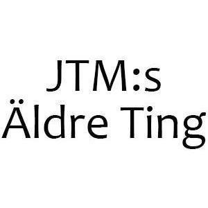 JTM:s Äldre Ting logo