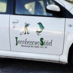 Jacobssons Städ AB logo