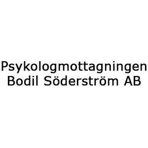 Psykologmottagningen Bodil Söderström AB logo