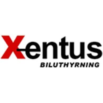 X-entus Skoteruthyrning logo
