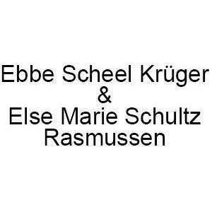 Ebbe Scheel Krüger & Else Marie Schultz Rasmussen logo