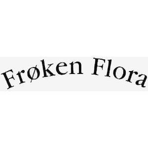 Frøken Flora logo
