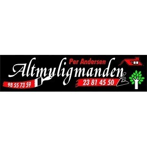 Altmuligmanden v/Per Andersen logo