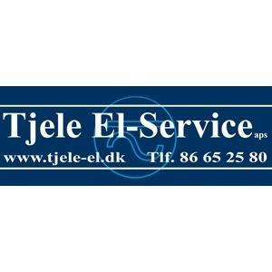 Tjele El-Service ApS logo