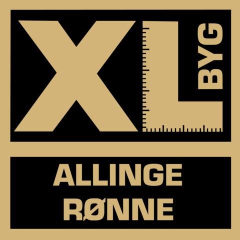 xl-byg Allinge Byggemarked & Trælasthandel A/S logo