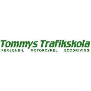 Tommys Trafikskola AB logo
