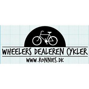 Wheelers Dealeren Cykler logo