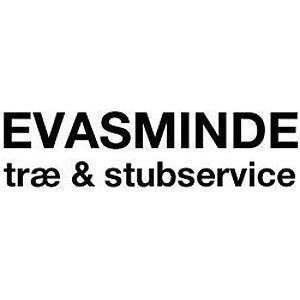 Evasminde Træ & Stubservice logo
