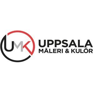 Uppsala Måleri & Kulör logo
