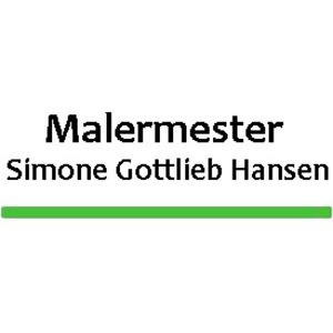 Malermester Simone Gottlieb Hansen logo