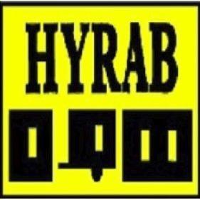 HYRAB - Arbetsbodar & Kontorsmoduler logo