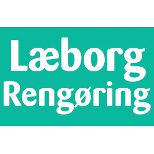 Læborg Rengøring logo