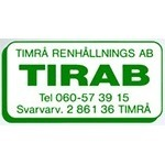 TIRAB, Timrå Renhållnings AB logo