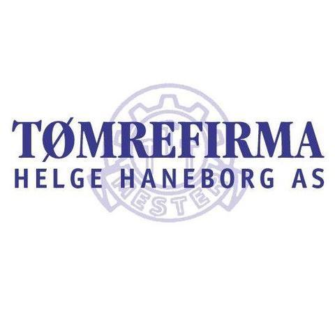 Tømrerfirma Helge Haneborg jr AS logo