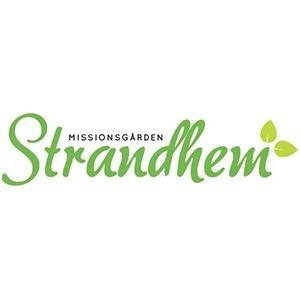 Missionsgården Strandhem HB logo