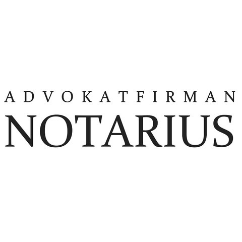 Advokatfirman Notarius logo