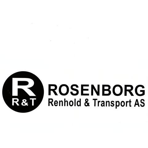 Rosenborg Renhold & Transport AS logo
