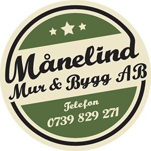 Månelind Mur och Bygg AB logo