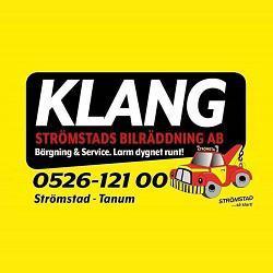 KLANG - Strömstads Bilräddning | Assistans 24/7 logo