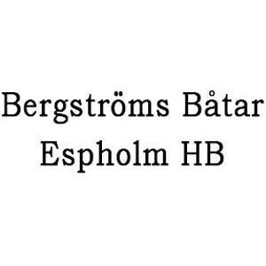 Bergströms Båtar Espholm HB logo