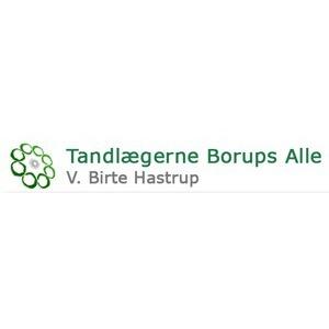 Tandlægerne Borups Alle ApS logo