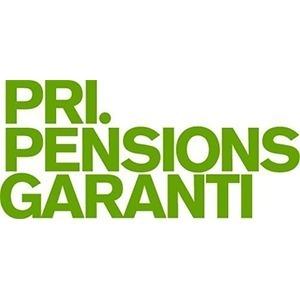 PRI Pensionsgaranti logo