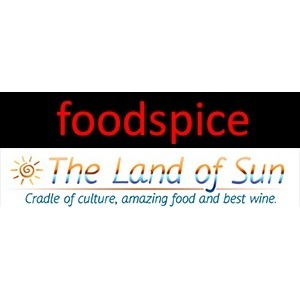 Foodspice / The Land of Sun logo
