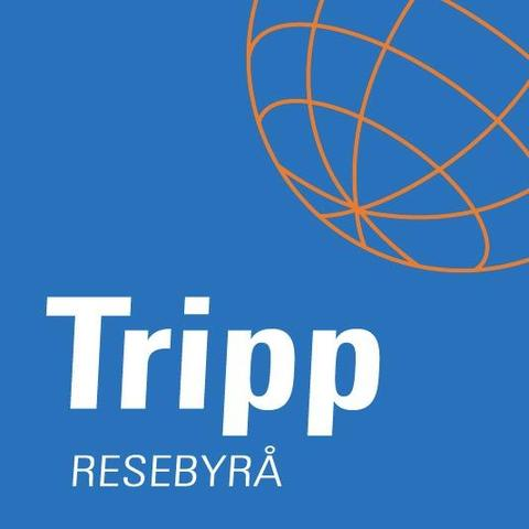 Tripp Resebyrå logo