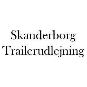 Skanderborg Trailerudlejning logo
