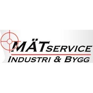 Mätservice Industri & Bygg logo