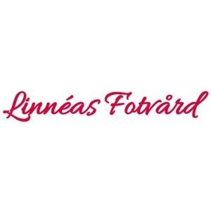 Linneas Fotvård logo