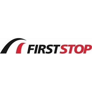 First Stop - Frederiksværk Vulkanisering logo