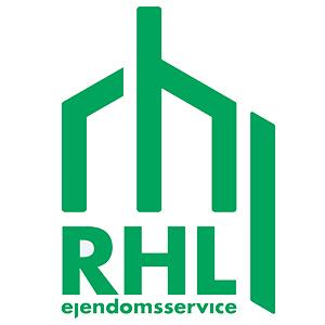 RHL Ejendomsservice logo