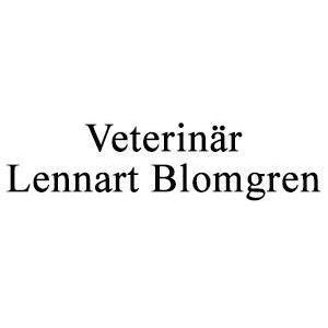 Veterinär Lennart Blomgren logo