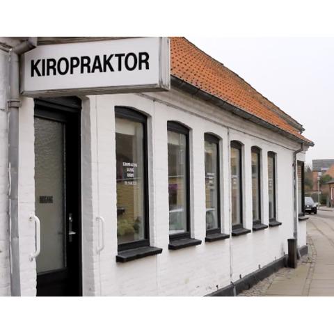 Kiropraktisk Klinik Rødby ApS logo