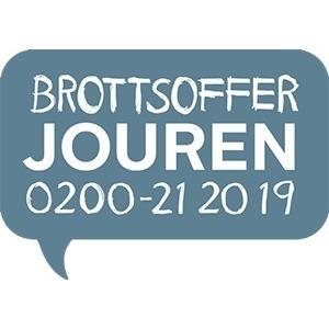 Brottsofferjouren i Falkenberg logo